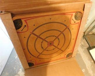 Vintage Carom Board