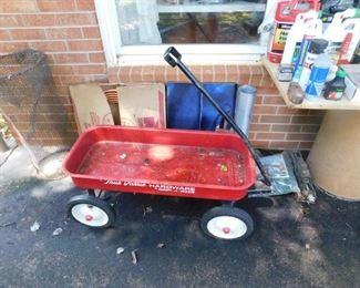 True Value Wagon