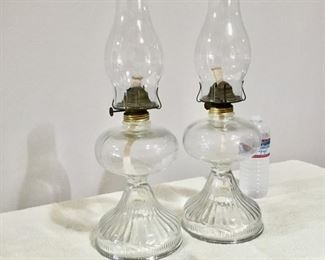 Pair Vintage Lamps $35 for both