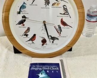 Chirps Bird sounds on Hour $15