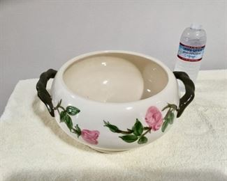 Desert Rose China  67 pieces including 3 nesting Mixing bowls and other serving pieces All  $375
