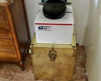 Brass Foot Locker $ 15