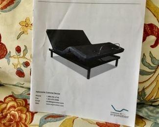 Serta Motion Series Queen Bed $575