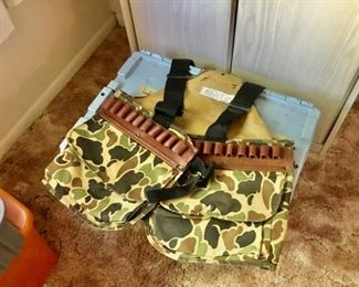 Game hunting vest New  $15