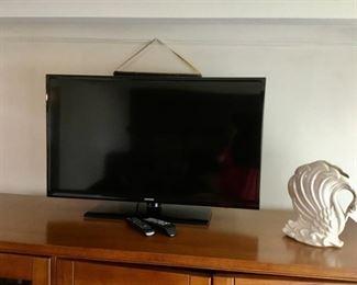 "42"" flat panel TV $60"