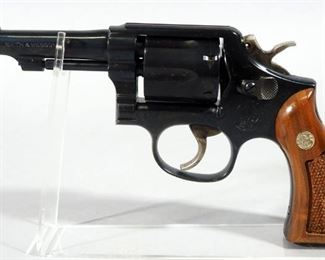 Smith & Wesson Model 10-7 .38 Spl 6-Shot Revolver SN# AHS2193, With Paperwork, In Original Box