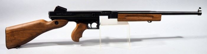 Thompson M1 Auto-Ordnance .45M1 Rifle SN# KC7644, With 4 30-Rd Mags, In Hard Case
