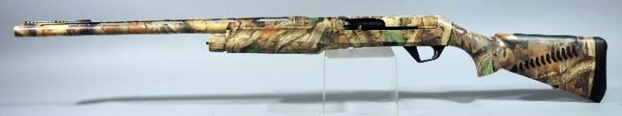 Benelli Super Black Eagle II 12 ga Left-Handed Shotgun SN# U322231, With Paperwork, Chokes, And More, In Hard Case