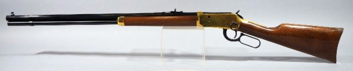 Winchester Centennial '66 Model 94 30-30 Lever Action Rifle SN# 74100, With Saddle Ring, Octagonal Barrel, In Soft Case