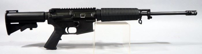 Bushmaster Carbon-15 .223/ 5.56 mm Rifle SN# CBC071990, With Adjustable Buttstock, No Mag, In Original Box