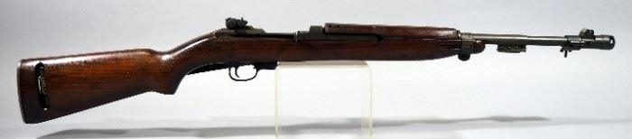 US Army Model M1 .30 M1 Cal Rifle SN# 6087097, With Canvas Sling And Muzzle Vent Attachment, No Mag