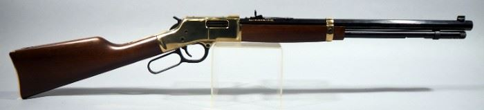 Henry Repeating Arms Big Boy .357 MAG/.38 Spl Lever Action Rifle SN# BB0036240M