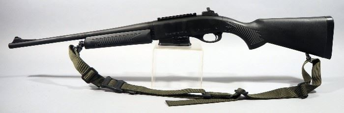 Remington Model 7615 Police 5.56 NATO/.223 REM Rifle SN# B8531506
