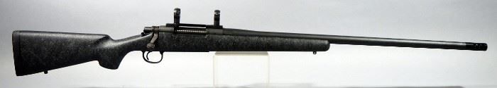 Remington Model 700 Sendaro .300 WIN MAG Bolt Action Rifle SN# E6291579, With Leupold Scope Rings And Mount