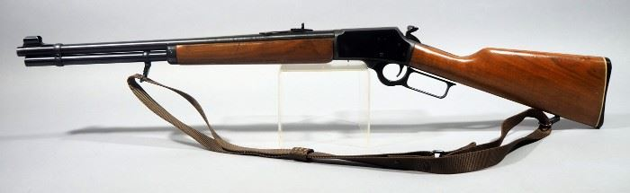 Marlin Model 1894 .44 REM MAG Lever Action Rifle SN# 18015876, With Nylon Sling