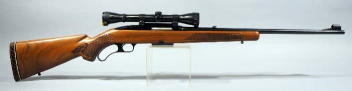 Winchester Model 88 .308 WIN Lever Action Rifle SN# 178597A, With Weaver K-4 60-C Scope