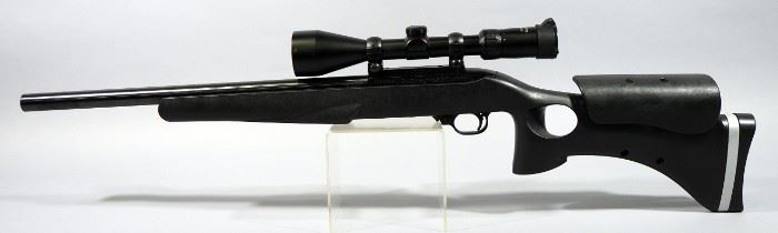 Ruger Model 10/22 .22 LR Carbine Rifle SN# 233-23540, With Fajen After Market Stock, E.R. Shaw Custom Barrel And Butler Creek 3-9x50 Blazer Scope