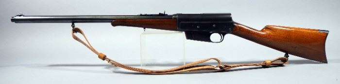 Remington .32 REM Rifle SN# N33233, With Leather Sling
