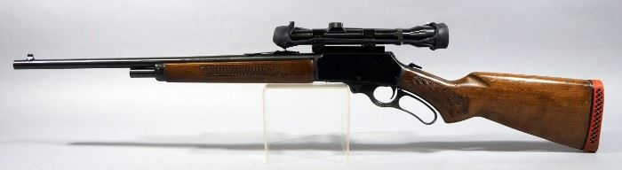 Marlin Glenfield Model 30 30-30 WIN Lever Action Rifle SN# 69 102584, With Scope