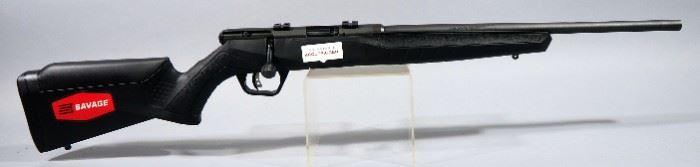 Savage Model B17 .17 HMR Bolt Action Rifle SN# 3091087