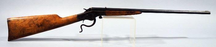 J. Stevens Crack Shot-26 .22 LR Lever Action Rifle SN# Not Found