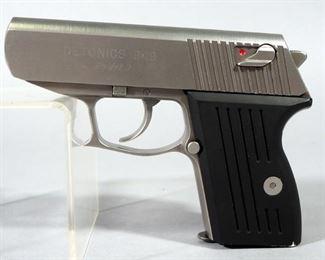 Detonics Pocket 9 9x19mm Pistol SN# P4425