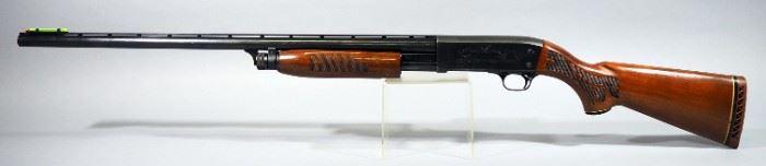 Ithaca Model 37 Featherlight 12 ga Pump Action Shotgun SN# 371419720, Fiber Optic Front Sight
