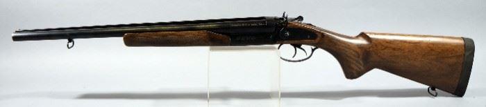 Zhongzhou Machine Works / CAI JW-2000 20 ga Side-By-Side Shotgun SN# JW20-03242, With Sling Rings