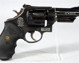 Smith & Wesson Model 28-2 Highway Patrolman .357 MAG 6-Shot Revolver SN# N236077, In Hard Case