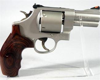 Smith & Wesson Model 610-2 10mm 6-Shot Revolver SN# CCV6783, In Original Hard Case