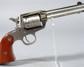 Ruger New Bearcat .22 Cal 6-Shot Revolver SN# 93-31749, Etched Cylinder, With Paperwork, In Hard Case