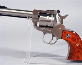 Ruger New Model Single-Six .22 MAG 6-Shot Revolver SN# 265-69917, With Additional .22 LR Cylinder And Paperwork, In Original Hard Case