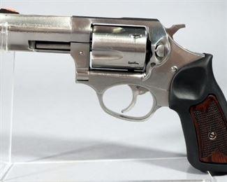 Ruger SP101 .357 MAG 5-Shot Revolver SN# 574-53730, With Paperwork, In Original Hard Case