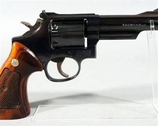 Smith & Wesson Model 19-5 .357 MAG 6-Shot Revolver SN# 194K259, In Soft Case
