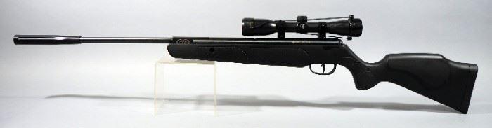 Crosman F4 Model CFTNP17 .177 Pellet Gun, With Center-Point 4 x 32 Scope