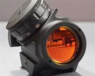 Bushnell TRS-25 Red Dot Sight With Manual, In Box