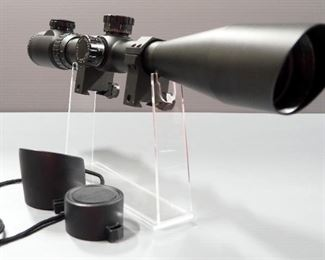 Guide Gear P4 Sniper 4-16x50 Red Dot Scope With Scope Rings