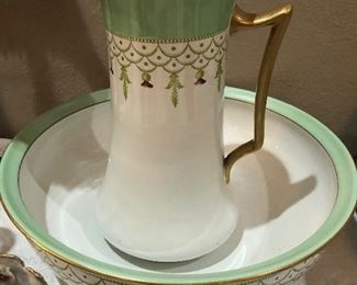 Great Victorian Bowl and Pitcher