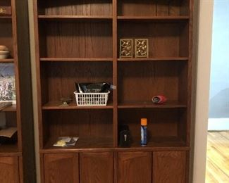 1 of 2 Bookcases