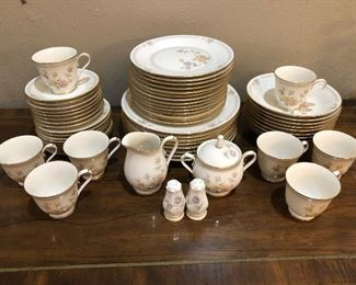 One of Many Sets of China