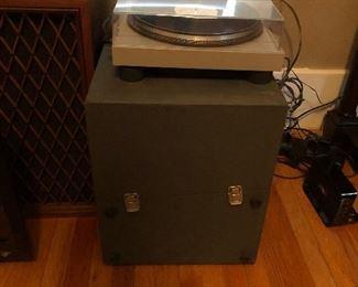 More Stereo Equipment