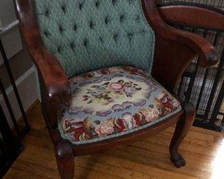 Empire Revival Chair