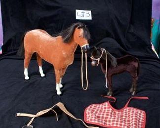 Felicity lot 3 horse
