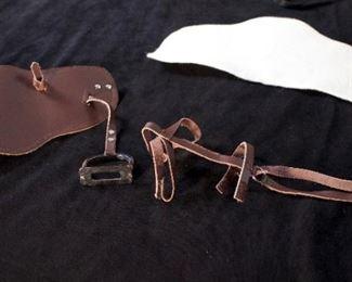 Lot 13 saddle for Palomino horse