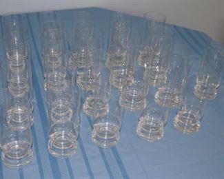 Rosenthal beer glasses
