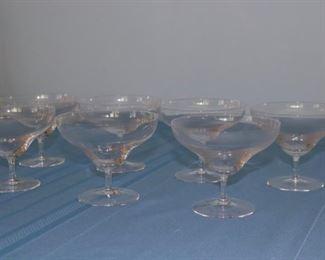 Rosenthal Fruit glasses