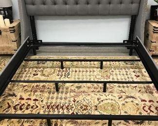 King Size Tufted Bed Frame