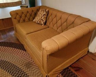 Lot #7  Vintage Sofa $100