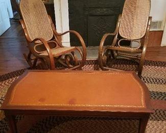 Lot #8  Vintage Coffee Table $50