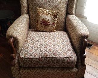 Lot #15  Vintage Chair $100